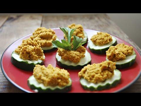 Carrot Dip Recipe – Healthy Vegan Recipes On Video