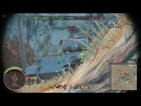World of Tanks PS4 - M4A3E2 jumbo Master