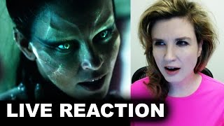 Power Rangers Trailer Reaction 2017