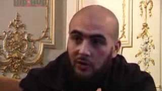 NATVIBZ: Medine Interview by Nat V - International Hip-Hop