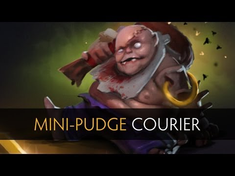 Dota 2 Mini-Pudge Courier