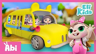 Wheels on the bus | Videos for Kids | Eli kids