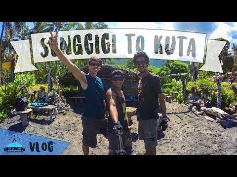Senggigi to Kuta - LOMBOK IN 7 DAYS - VLOG #1