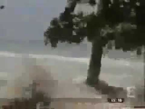 Big tsunami Indonesia (2009)