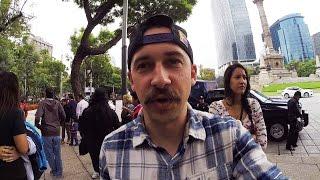 Walking Around Mexico City (VLOG) - Jeremy Sciarappa