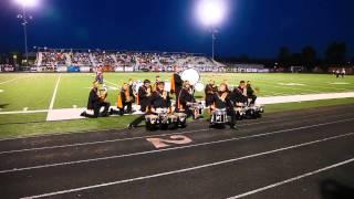 Martinsburg Drumline MHS vs HD Woodson
