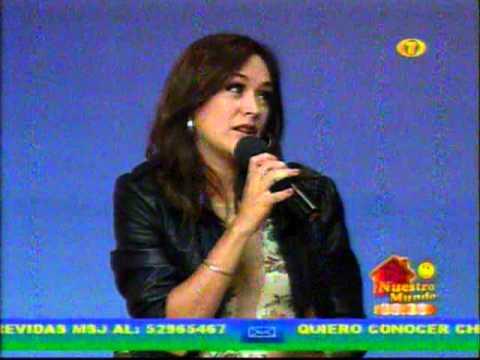 Daniela Carpio - Nuestro Mundo