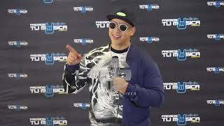 "Daddy Yankee On How He Came Up With The Word ""Reggaeton"" 