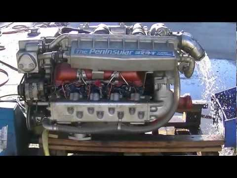 gm 6 5 turbo peninsular military diesel 300hp second run