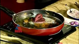 Prawn Dishes Cookery Show 25/11/14