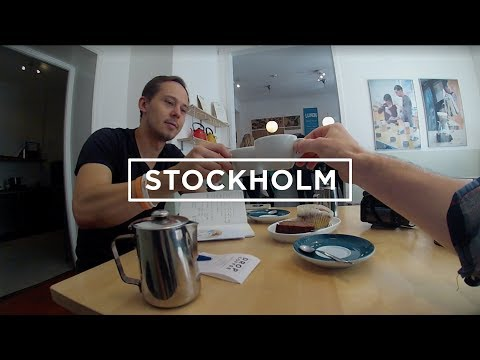 Quick Coffee Visit of Stockholm | European Coffee Trip