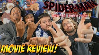 Spider-Man: Into the Spiderverse Movie Review! - YoVideogames