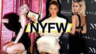 What NYFW is Really Like | Amanda Steele