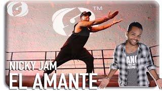 EL AMANTE - Nicky Jam - Salsation® choreography by Alejandro Angulo