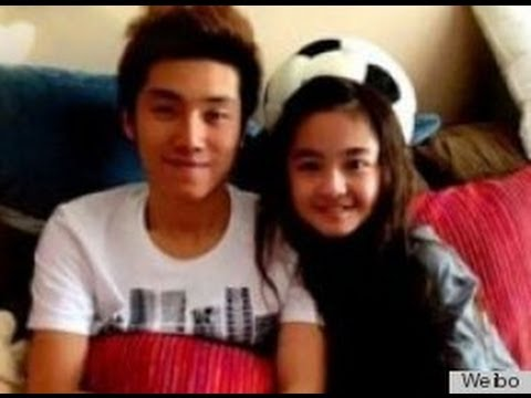 24-year-old Dating 12-year-old Model In China? video