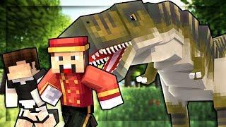 Download Lagu Minecraft Hotel - JURASSIC DINOSAUR ATTACK! (Minecraft Roleplay) #6 Gratis STAFABAND