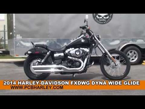 New 2014 Harley Davidson Wide Glide Motorcycles for sale - Port Richey, FL