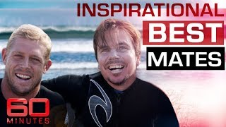 The man who saved Mick Fanning | 60 Minutes Australia