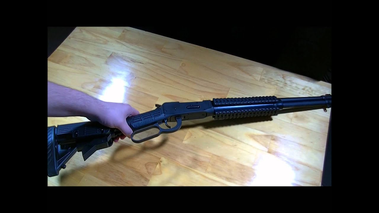 Mossberg Model 464 Mossberg Spx 464 First Look