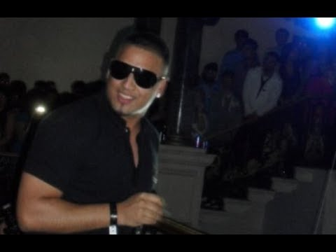Imran Khan: Ni Nachle at B4U Bounce