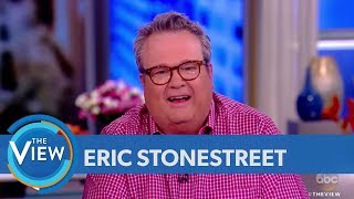 Eric Stonestreet Shares Who He Texts Late At Night About Brisket | The View