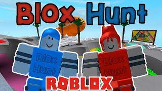 Roblox: Blox Hunt / Hide and Seek 🙈 / Morph into Objects!