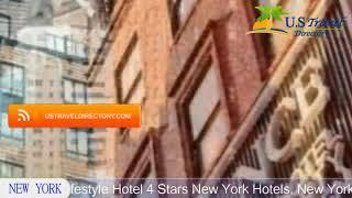 Renaissance New York Hotel 57, A Marriott Luxury & Lifestyle Hotel - New York Hotels, New York