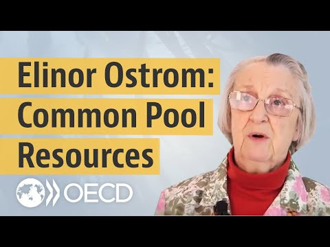 Elinor Ostrom on managing 