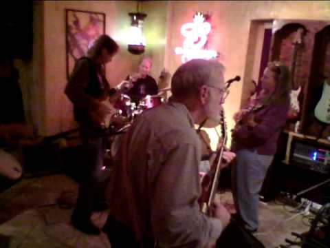 BLUES JAM IN THE KEY OF G WITH HAL HAMMER
