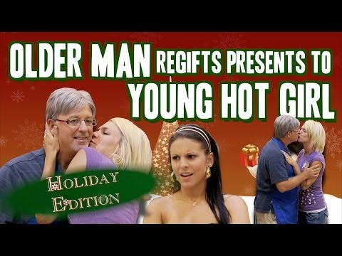 Older Man Regifts Presents To Young Hot Girl- Gagstravaganza Day 5 video