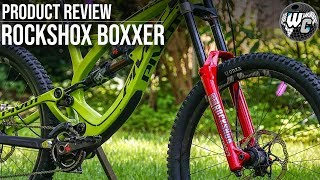 RockShox BoXXer World Cup & RC DebonAir Fork Review (Is There A Better DH Fork?)