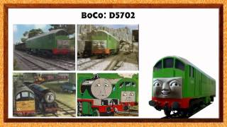 Thomas and Friends:Test Video