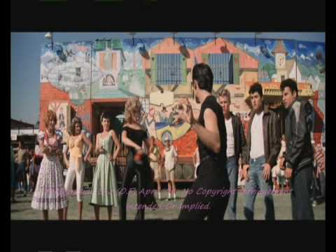 Grease Olivia Newton-John & John Travolta: Please Don