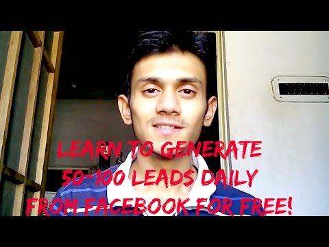 Facebook Marketing Strategy - Generate 50+ Leads Daily for your MLM Business
