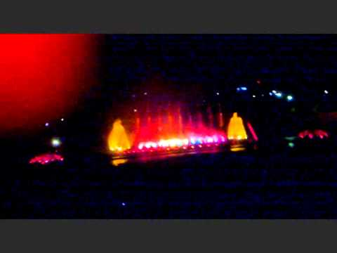 J.P PARK musical fountain