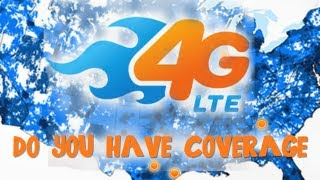 Coverage? For AT&T, Verizon, Sprint And T-Mobile 4G LTE, 3G, 2G & Roaming