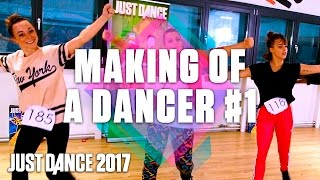 Just Dance 2017: Making of a Dancer #1 – Casting Calls [US]