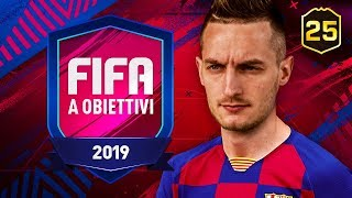 FIFA A OBIETTIVI 2019 - EPISODIO 25 | MESSI TOTS SKILL-SQUAD!