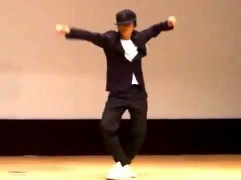 Pre Debut of BIGSTAR JUDE - 100527 Hwaseong City Music Festival Youth Dance