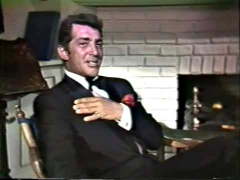 Dean Martin - The Last Time I Saw Paris