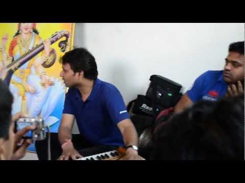 Aati rahengi bahare by shri Mahesh Bharti at Lok Kala Manch