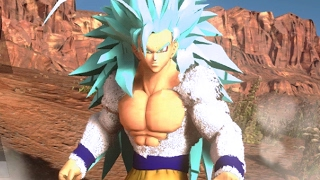 FAN MADE DRAGON BALL Z GAME PUBLIC DEMO – Dragon Ball Unreal