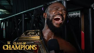 Kofi Kingston on cloud nine after defeating Randy Orton: WWE Exclusive, Sept. 15, 2019