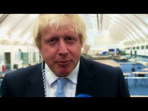 Boris Johnson to Jeremy Paxman on Scotland, Nick Clegg and his future