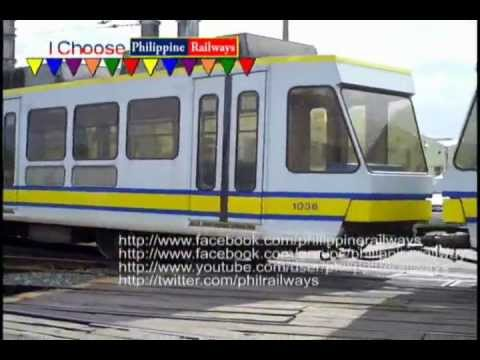 Inside the LRT Pasay Depot (Part1)