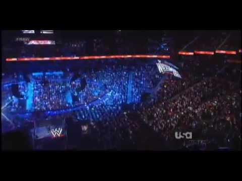 WWE Wrestlemania 28 -The Rock Vs John Cena Part 1/3 HD