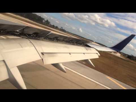 Landing In Orlando Airport - Delta Airlines - Next Stop: Walt Disney World, Florida