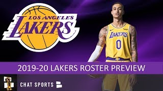 2019-20 Los Angeles Lakers Roster Preview: Kyle Kuzma Stat Predictions, Starting Role & Impact