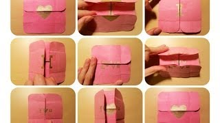 Creative Endless Valentine's Day Card, Special Easy Love Card, Romantic Surprise| Romantic-idea.com