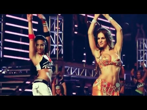 Zumba - Belly Dance | Beto Perez, Tanya Beardsley, Portia Lange - (+18)